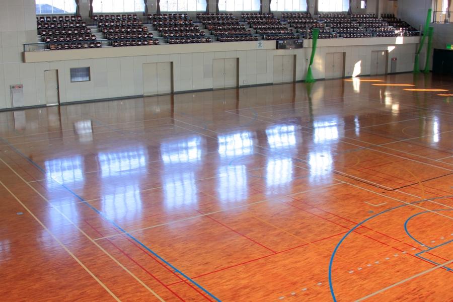 柳川市民体育館
