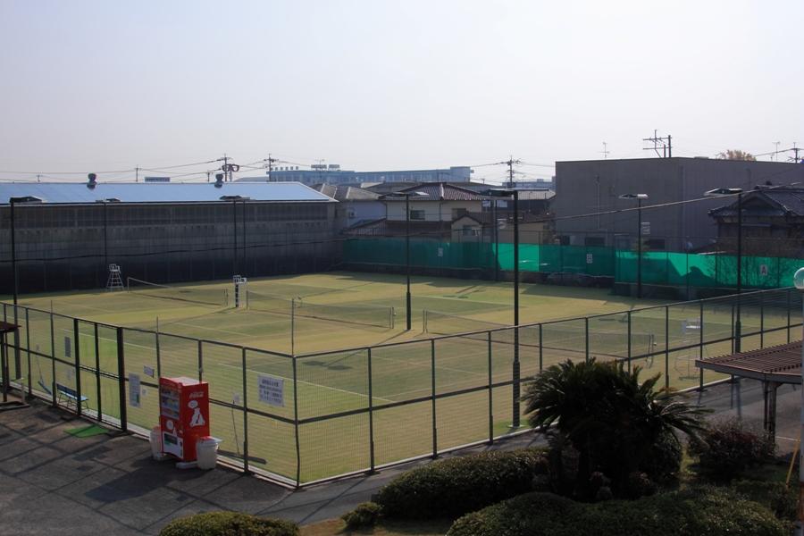 柳川市民テニスコート