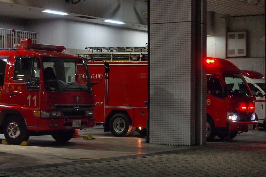 柳川消防署