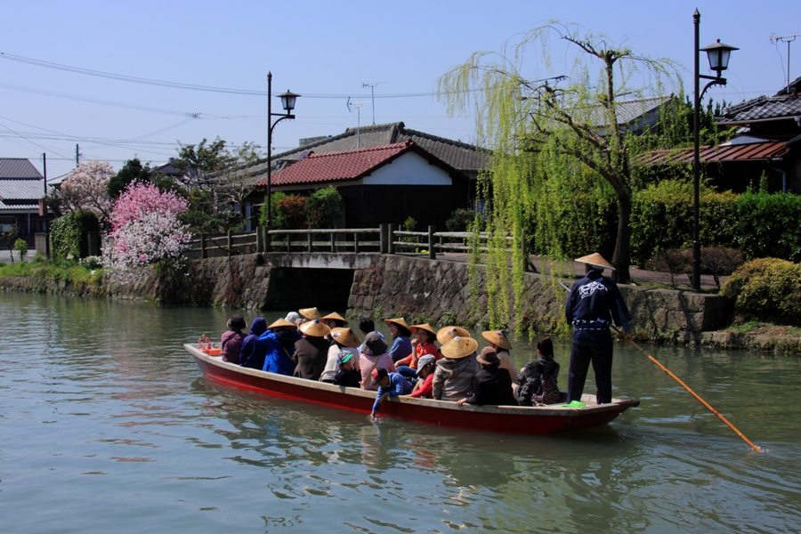 川下り2014春